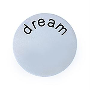 Picture of 'Dream' Medium Silver Coin